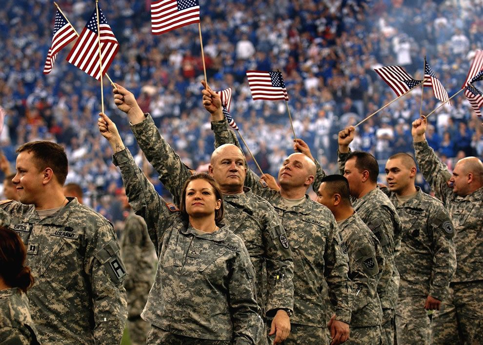 Happy Independence Day America Military Honors Military Honor Military Heroes