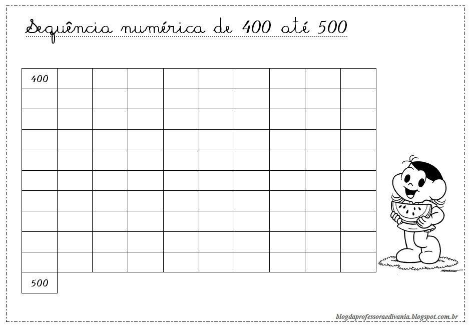 Sequencias Numericas Com Imagens Atividades De Matematica