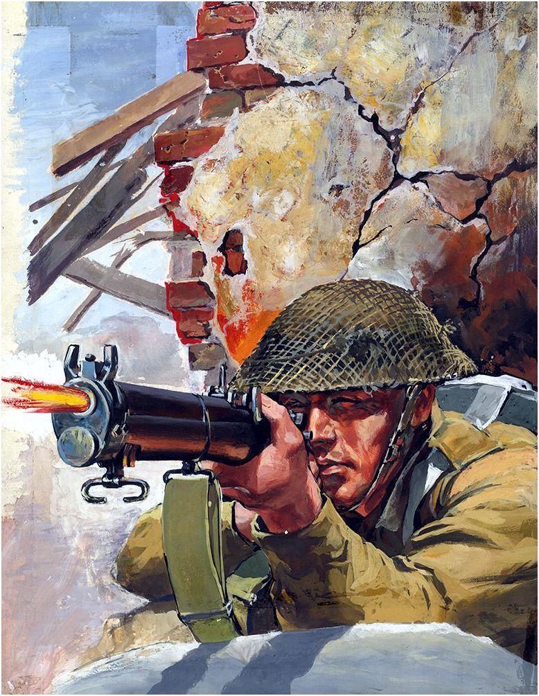 Pin en Soldats de plomb