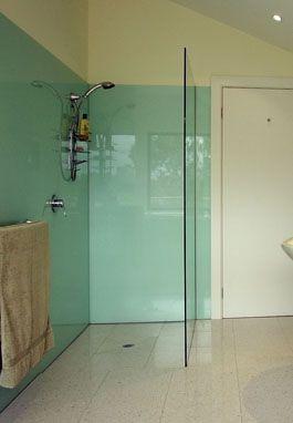 Frameless Showers Bathroom Shower Panels Stylish Bathroom Glass Shower Wall