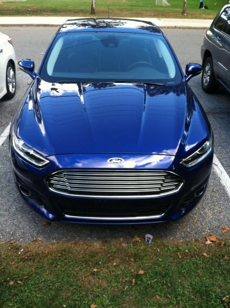 Test Drive Results Ford Fusion Energi Plugin Hybrid