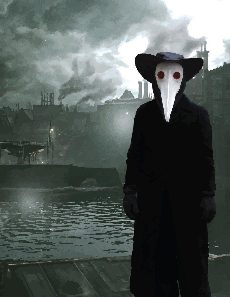 Plague Doctor by Elemental-Raven on DeviantArt