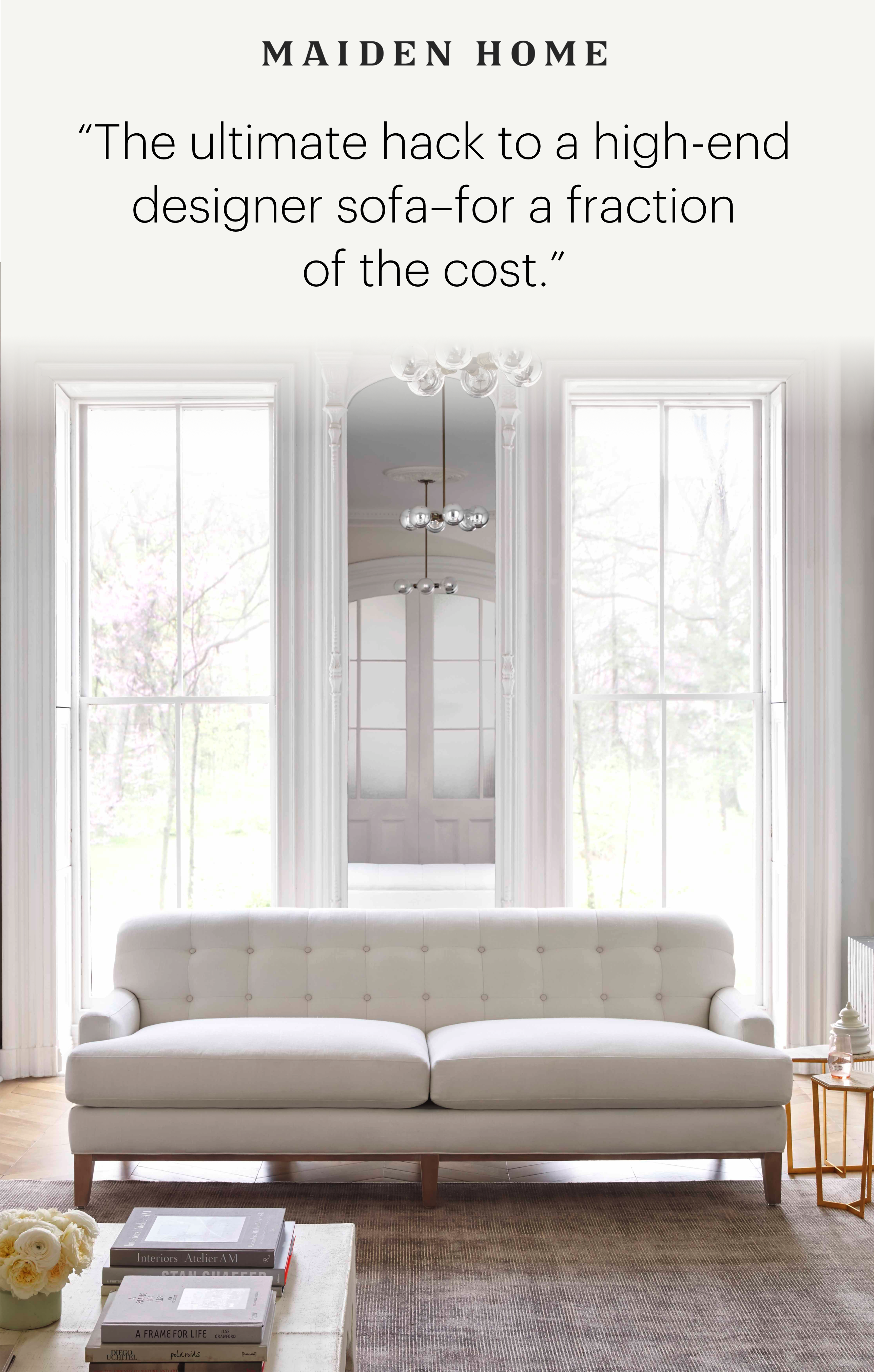 Maiden Home Offers Custom American Made Furniture At A Fraction Of The Traditional Price
