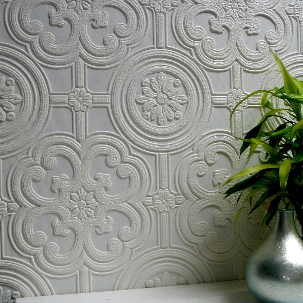 Brewster Egon Paintable Textured Vinyl Wallpaper Walmart Com Paintable Textured Wallpaper Paintable Wallpaper Anaglypta Wallpaper