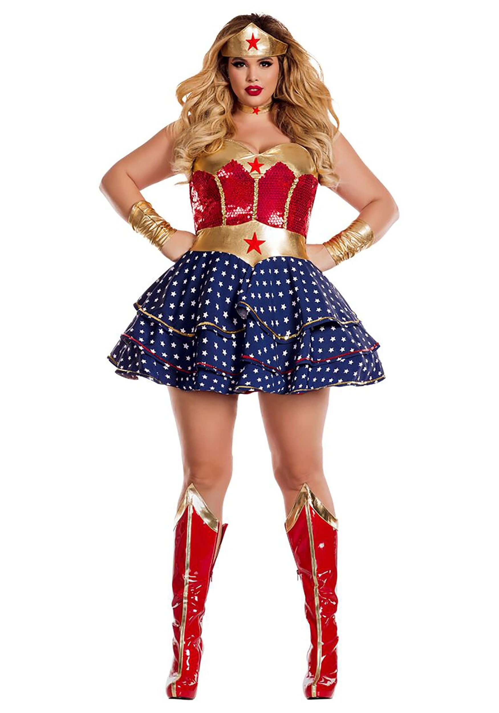bb59649d28f 26 of Our Favorite Plus Size Costumes to Score for Halloween ...