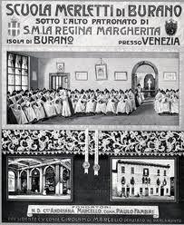 Scuola Merletti di Burano-Venezia