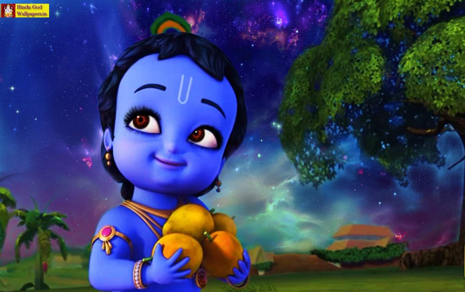 God Krishna Wallpaper God Krishna Hare Krishna Hindu Gods Wallpaper Little Krishna Lord Krishna Hd Wallpaper Bal Krishna