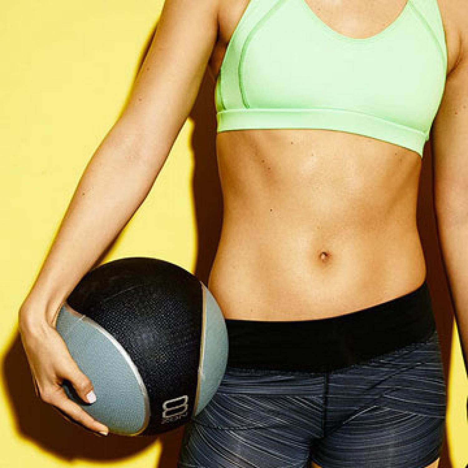 The Flat Abs Formula Third Routine And Exercises
