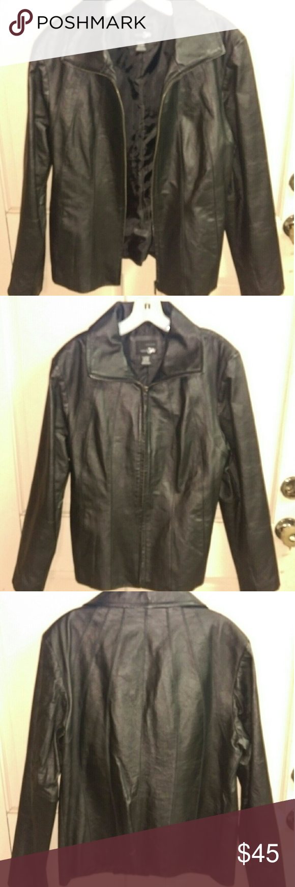 East 5th leather jacket NWOT This is a brand new without