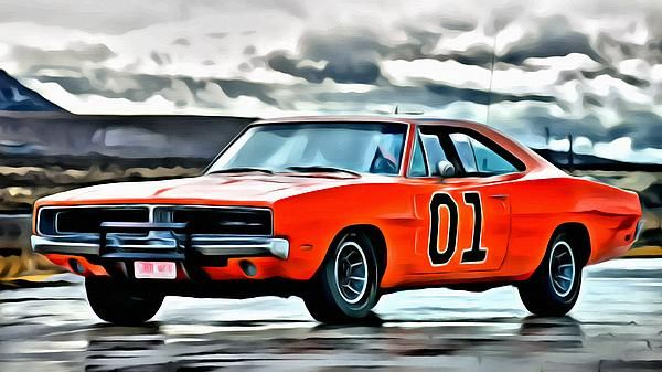 Dodge Charger General Lee 1969 With Images Dodge Charger