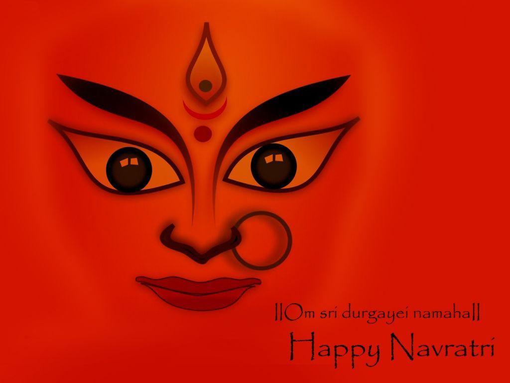 Maa Durga Full Hd Wide Screen Wallpapers Pics Images Happy Navratri Images Navratri Images Happy Navratri