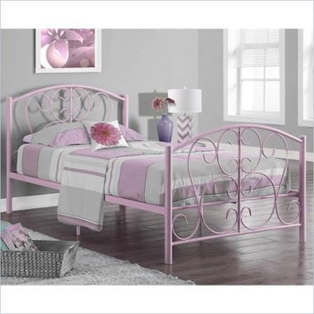 Home Twin Size Bed Frame Metal Twin Bed Frame Twin Platform Bed