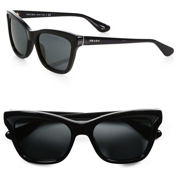 c7983cd09bb8 Prada Square Cat s-Eye Sunglasses at Costco
