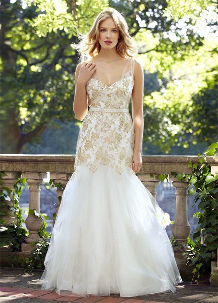 Lea-Ann Belter Bridal Belle Epoque 2015 Collection - Design ...