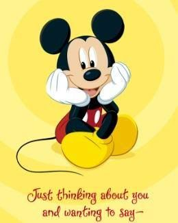 Thinking About You Mickey And Friends Mickey Mouse And Friends Mickey Minnie Mouse
