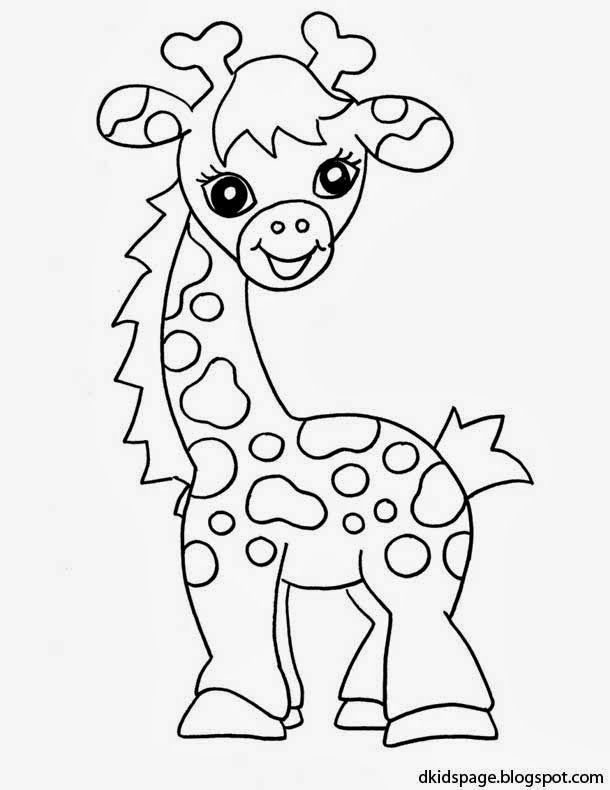 Pin By Debbie Malone On Dkidspage Coloring Pages Giraffe Coloring Pages Zoo Animal Coloring Pages Animal Coloring Pages
