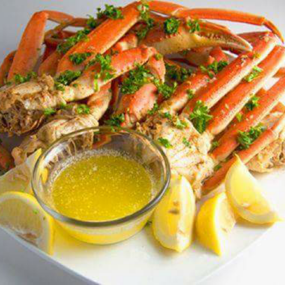 Wednesdays Are For Crab Legs And Karaoke At Savoy Crab Legs Recipe Shellfish Recipes Crab Recipes