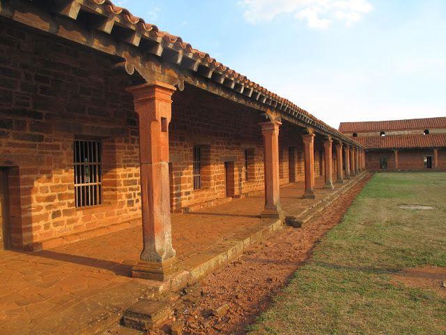 San Cosme Y Damián El Observatorio De Los Jesuitas Asuncion Paraguay Paraguay El Observatorio