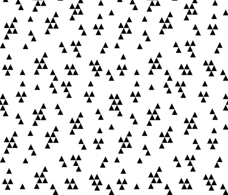 ©  Copyright  Andrea Lauren -  You are permitted to sell items you make with this fabric, but request you credit Andrea Lauren as the designer. Coordinates:  Solids -- Warm, Solids - Cool, Dots  View the Entire Triangles - Basic Collection  Contact me for scale, color changes and/or licensing: andrealaurendesign@gmail.com