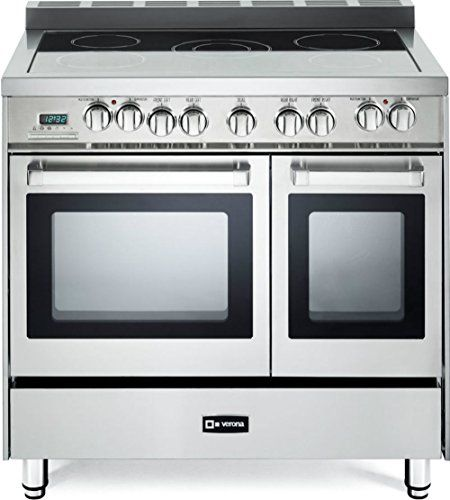 Verona Vefsee365dss 36 Electric Double Oven Range Convec Double Oven Range Electric Double Oven Double Oven