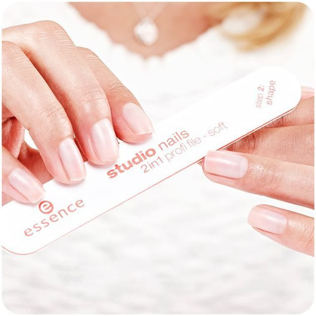 what's your nailcare routine? #essence #essencecosmetics #nails #nailcare #file #nailfile #care #beauty #instabeauty #nailroutine #beautyroutine #nailcarelove #wellness #nailshape #frenchnails