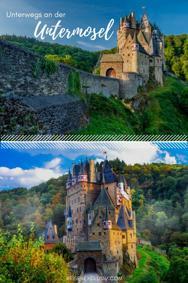 Ritter, Winzer und Moselblicke - reisen EXCLUSIV