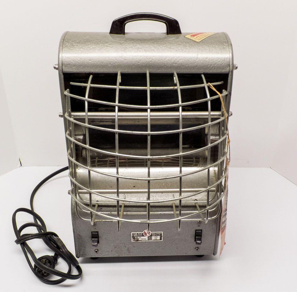 Mid-Century Vintage Markel Fan-Glo Heetaire Electric Heater ... on honeywell home thermostat wiring diagram, electric baseboard thermostat wiring diagram, markel wall heater,