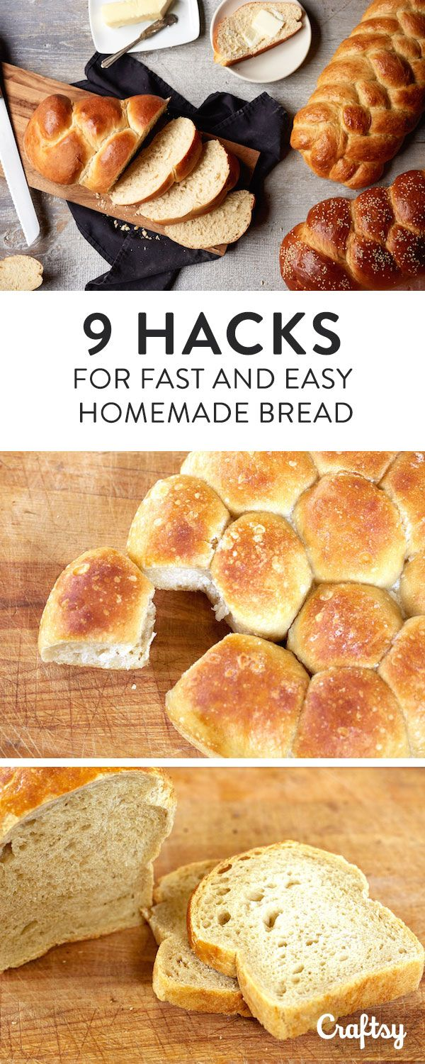 Homemade bread - the secrets of cooking in the oven 75