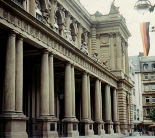Stock Exchange Borse Frankfurt Trip Advisor Frankfurt Stock Exchange