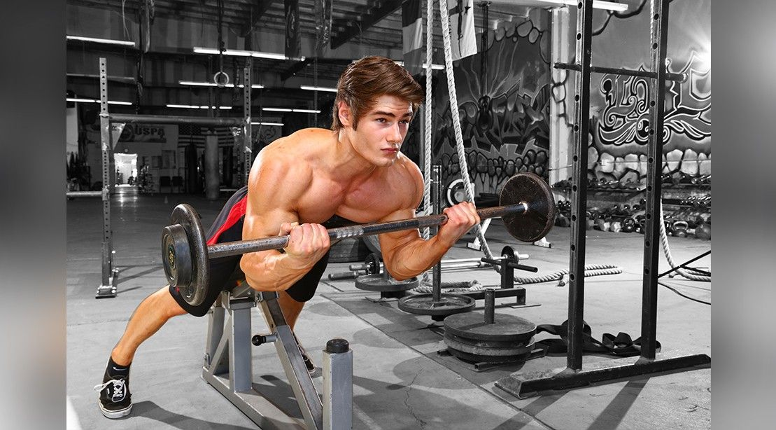 The Biceps Endurance Workout for Ripped Arms Endurance
