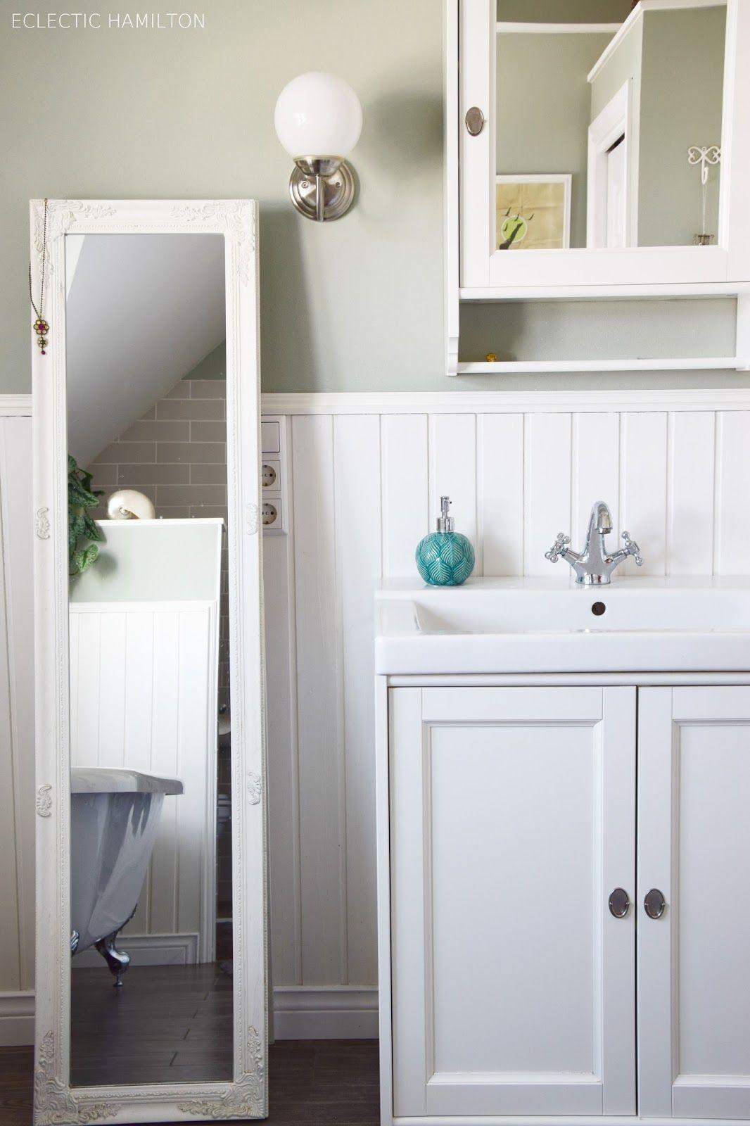 Meine Badezimmer-Deko und gute Gedanken hinter Glas   Mein Blog ...