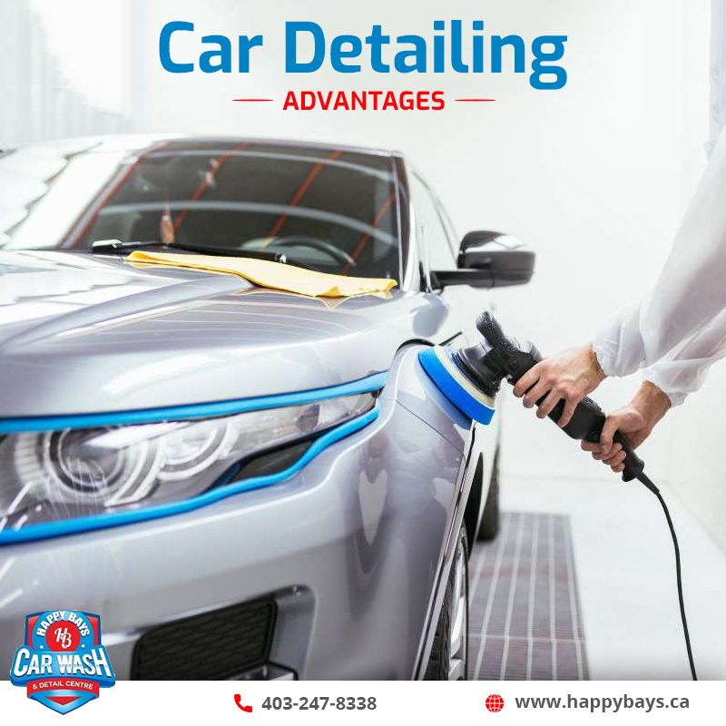 What are the Various Advantages of Car Detailing Calgary