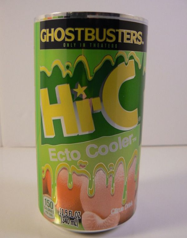 A Can Of New Ecto-Cooler Has Hit eBay Before The Official Release