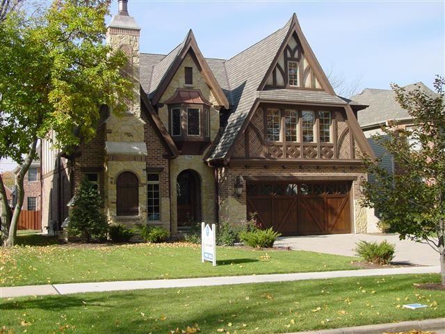 Tudor by Hinsbrook Construction, Elmhurst, IL