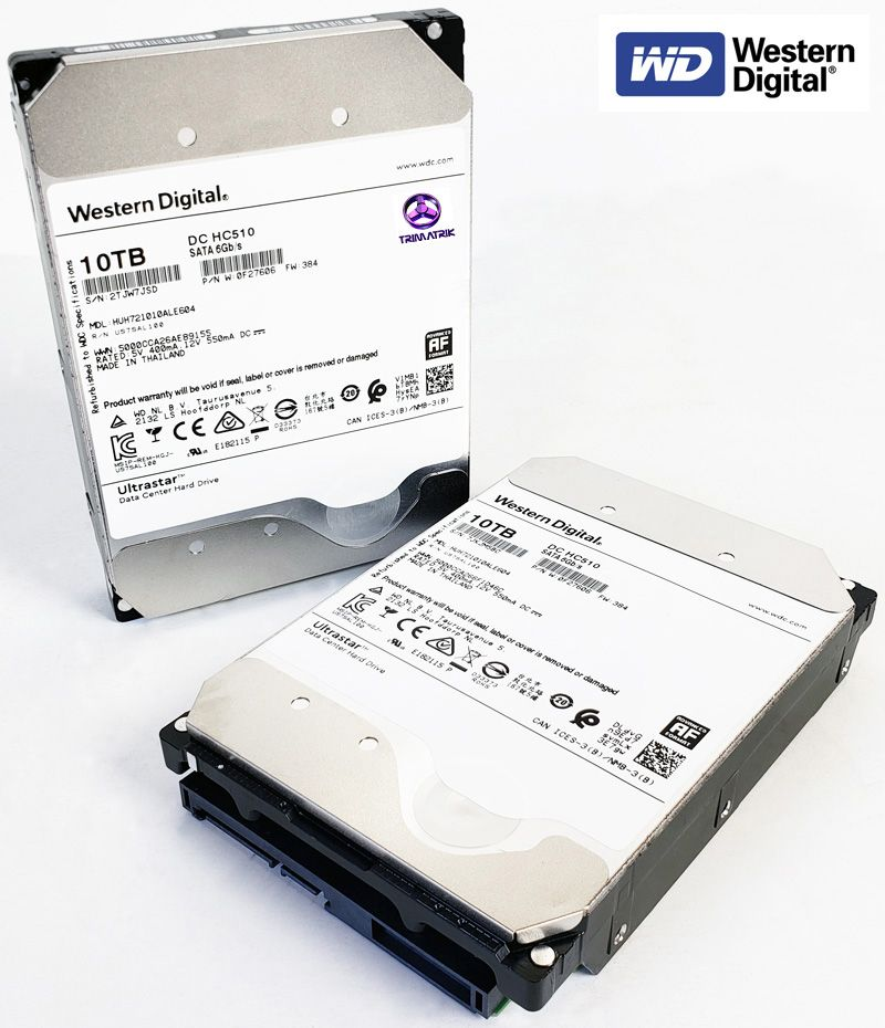 Western Digital 10tb Hdd Bangladesh Best Hard Drive Dc Hc510 Trimatrik Multimedia In 2020 Hdd Surveillance System Hard Disk