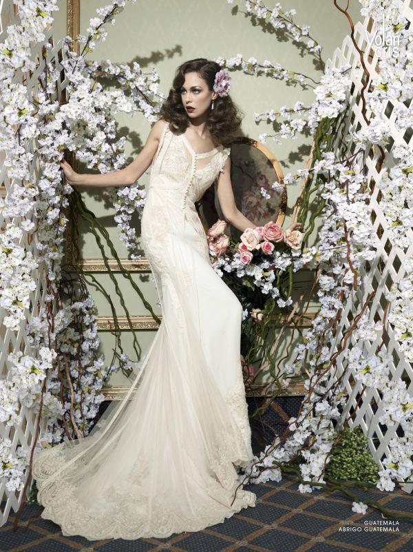 Vestidos de novia vintage las palmas
