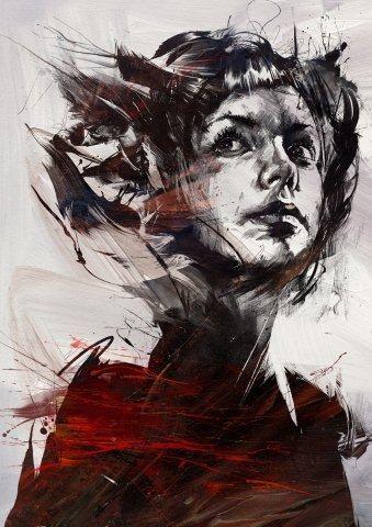 Caos Humano, as Incríveis Pinturas Digitais de Russ Mills « ESPAÇO IMORAL