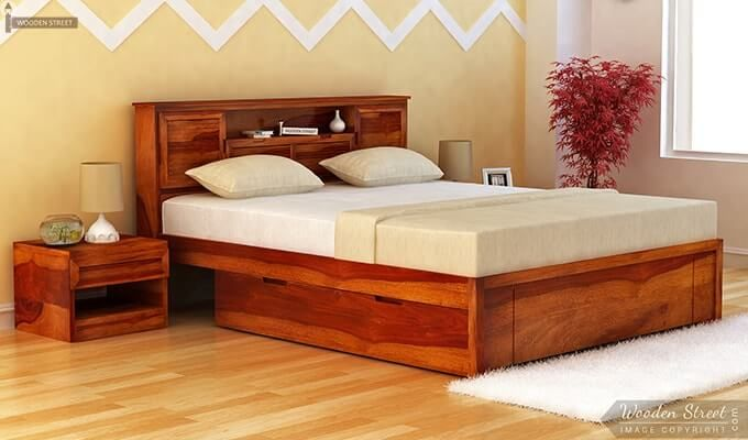 Double Beds Buy Modern Wilton Bed Online At An Attractive Price Range In Uk From Https Www Woodenspace Co Uk Doubl Bed Storage Bedroom Bed Design Furniture
