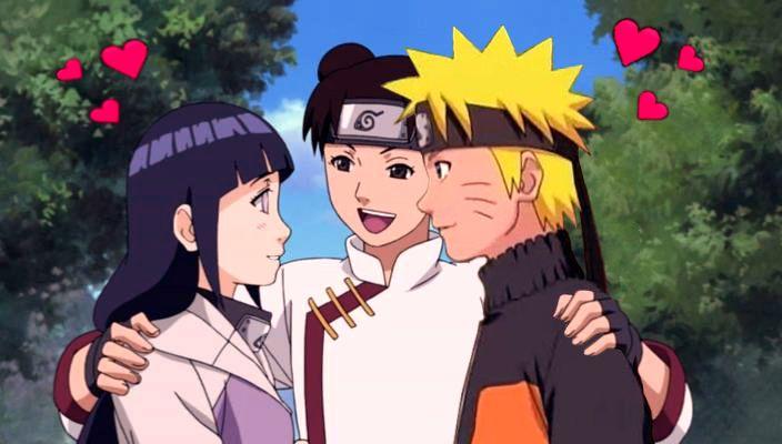 Hinata kissing and naruto Best Naruto