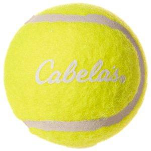 Cabela S Tennis Ball Dog Toy Dog Toys Dogs Tennis