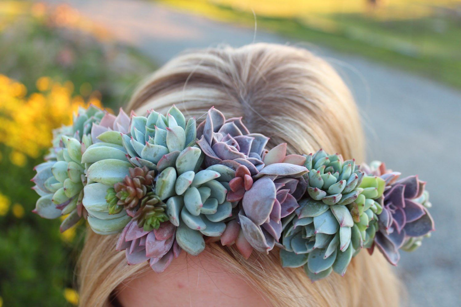 Image result for tropical hair clip orchid malama pua #crowntiara