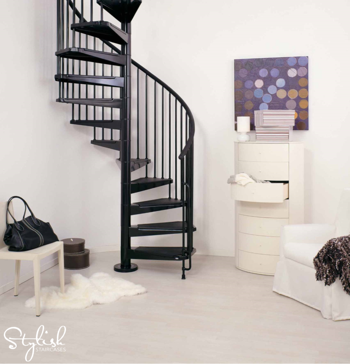 Best Fantastic Contemporary Spiral Diy Staircase Kit Enhancing 400 x 300