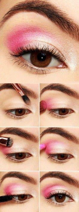 20 Trucos De Maquillaje Para Lograr Unas Sombras