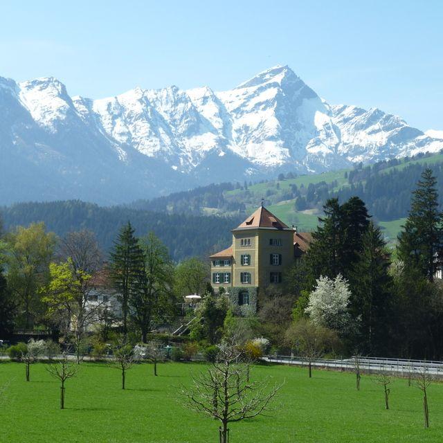 Furstenau Graubunden Switzerland La Suisse Switzerland My