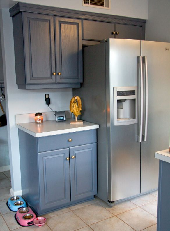 kitchen with dark gray cabinets and gold hardware nice blend of colors xoxo home kitchens on kitchen remodel gold hardware id=12308