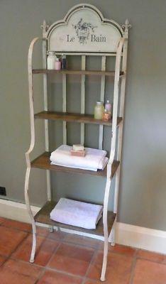 Bathroom Shelf Display Shelves