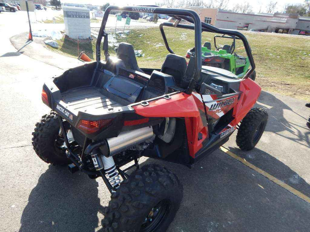 Used 2016 Arctic Cat Wildcat™ Sport ATVs For Sale in