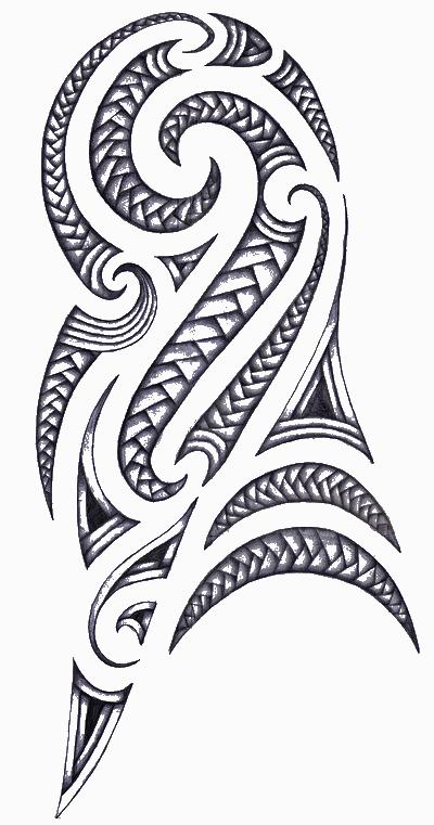 Maori Tattoo Design1 Maori Symbols Polynesian Tattoo Tribal Tattoo Designs