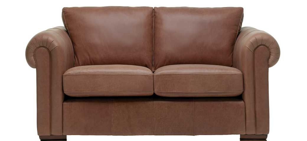 Aspen 2 Seater Leather Sofa