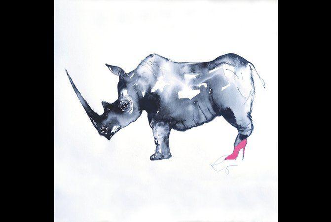 """ROGELIO OLMEDO, """"Rinoceronte"""""""